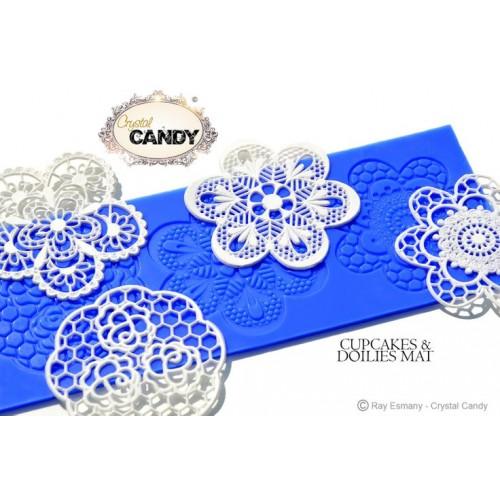 """Platinum Collection"" Λουλούδια Cupcakes & Cookies"