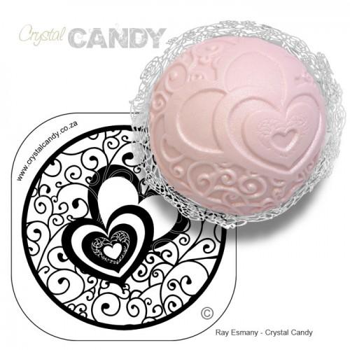 Καλούπι Ζαχαρόπαστας για Cupcakes - Capri