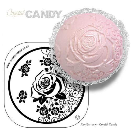 Καλούπι Ζαχαρόπαστας για Cupcakes - Chanel