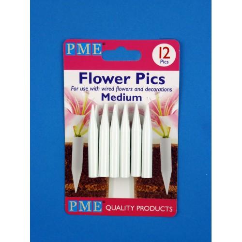 Στηρίγματα Λουλουδιών (Pack-12)